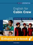 Express Series English for Cabin Crew e-book cover