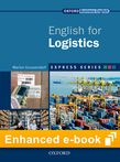 Express Series English for Logistics e-book cover