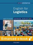 Express Series English for Logistics e-book cover