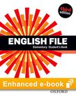 English File third edition Elementary Student's Book e-Book cover
