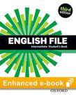 English File third edition Intermediate Student's Book e-Book cover