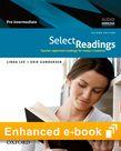Select Readings Pre-Intermediate e-book cover