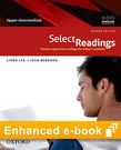 Select Readings Upper Intermediate e-book cover