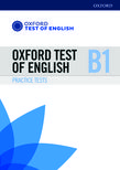 Oxford Test of English Practice Tests B1 audio cover