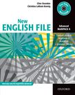 New English File Advanced MultiPACK A cover