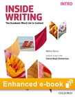 Inside Writing Introductory e-book cover