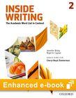 Inside Writing Level 2 e-book cover