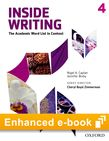 Inside Writing Level 4 e-book cover