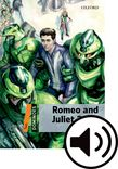 Dominoes Two Sci-fi Romeo and Juliet Audio cover