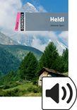 Dominoes Starter Heidi Audio cover