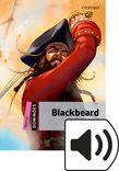 Dominoes Starter Blackbeard Audio cover