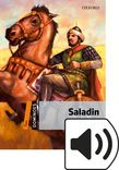 Dominoes Two Saladin Audio cover