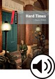 Dominoes Three Hard Times Audio cover