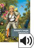 Dominoes Two Jemma's Jungle Adventure Audio cover