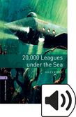 Oxford Bookworms Library Stage 4 20,000 Leagues Under the Sea Audio cover