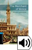 Oxford Bookworms Library Level 5 The Merchant of Venice Audio cover