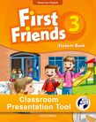 First Friends (American English) 3 Classroom Presentation Tool cover