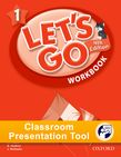 Let's Go 1 Workbook Classroom Presentation Tool cover