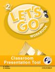 Let's Go 2 Workbook Classroom Presentation Tool cover
