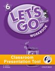 Let's Go 6 Workbook Classroom Presentation Tool cover