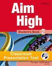 Aim High Level 2 Student's Book Classroom Presentation Tool cover