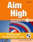 Aim High Level 4 Student's Book Classroom Presentation Tool cover