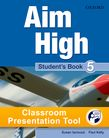 Aim High Level 5 Student's Book Classroom Presentation Tool cover