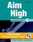 Aim High Level 6 Student's Book Classroom Presentation Tool cover