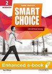 Smart Choice Level 2 Workbook e-book cover