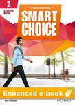 Smart Choice Level 2 Student Book e-book cover