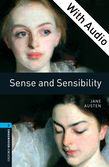 Oxford Bookworms Library Level 5: Sense and Sensibility e-book with audio cover