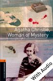 Oxford Bookworms Library Level 2: Agatha Christie, Woman of Mystery e-book with audio cover