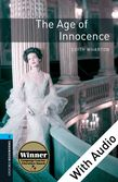 Oxford Bookworms Library Level 5: The Age of Innocence e-book with audio cover