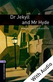 Oxford Bookworms Library Level 4: Dr Jekyll and Mr Hyde e-book with audio cover