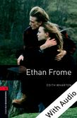 Oxford Bookworms Library Level 3: Ethan Frome e-book with audio cover