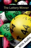 Oxford Bookworms Library Level 1: The Lottery Winner e-book with audio cover