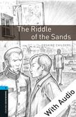 Oxford Bookworms Library Level 5: The Riddle of the Sands e-book with audio cover