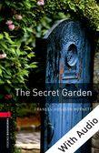Oxford Bookworms Library Level 3: The Secret Garden e-book with audio cover
