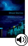 Oxford Bookworms Library Stage 5 Ghost Stories Audio cover