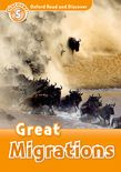 Oxford Read and Discover Level 5 Great Migrations cover