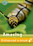 Oxford Read and Discover Level 3 Amazing Minibeasts  e-book cover