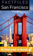 Oxford Bookworms Library Factfiles Level 1: San Francisco e-book cover