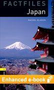 Oxford Bookworms Library Factfiles Level 1: Japan e-book cover