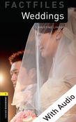 Oxford Bookworms Library Factfiles Level 1: Weddings e-book cover