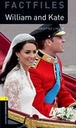 Oxford Bookworms Library Factfiles Level 1: William and Kate e-book cover