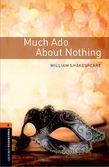 Oxford Bookworms Library Level 2: Much Ado About Nothing Playscript e-book cover