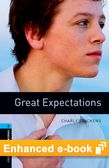 Oxford Bookworms Library Level 5: Great Expectations e-book cover