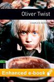 Oxford Bookworms Library Level 6: Oliver Twist e-book cover