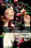 Oxford Bookworms Library Level 6: Tess of the d'Urbervilles e-book cover
