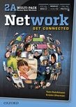 Network 2 Multi-Pack A: Student Book/Workbook Split Edition cover